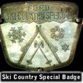 Ski Country Special Badge
